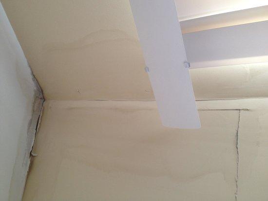 Pier Watch II by Palmetto Vaca: Leak in master bedroom