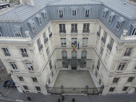 Adagio Access Paris Tilsitt Champs Elysees - ex-Citea : Terraço 4