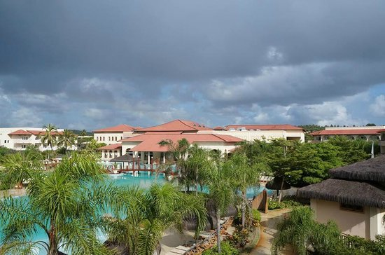 Grand Palladium Imbassai Resort & Spa: Vista da sacada.