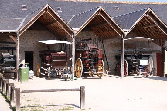 Château de Chambord : Кареты