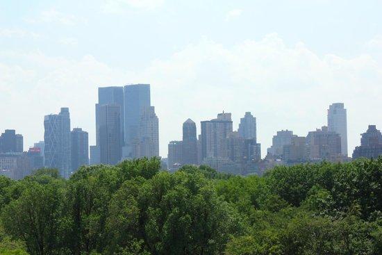 The Metropolitan Museum of Art: View from the rooftop garden