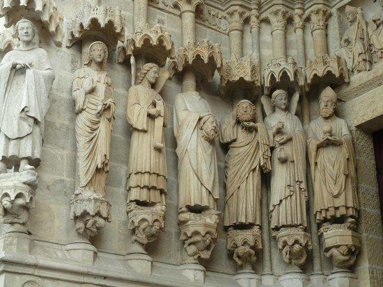 Cathédrale Notre-Dame d'Amiens : Cathedrale Notre-Dame d'Amiens