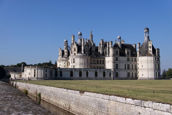 Château de Chambord : Замок