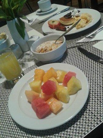 Hotel Dann Carlton Quito: Breakfast