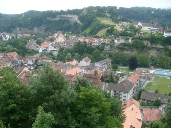 Chasse aux Tresors: Fribourg
