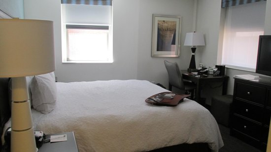 Hampton Inn Washington, D.C./White House: Rm 810