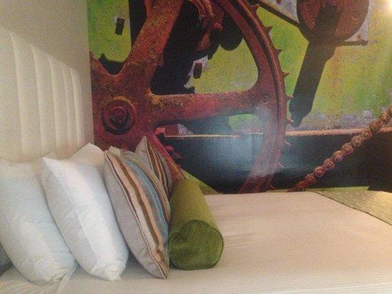 Hotel Indigo Anaheim : Love the decor!!