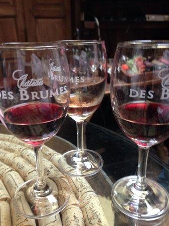 Village Farm & Winery: Wine Tasting session