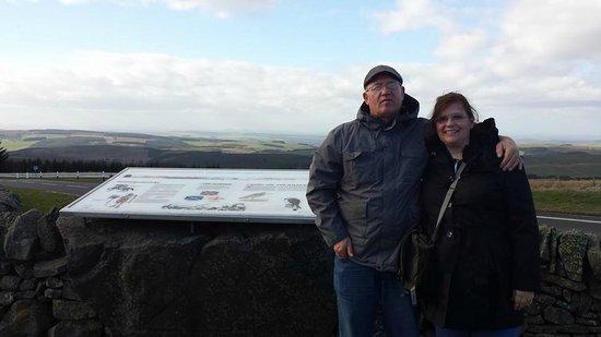 Heart of Scotland Tours: England/Scotland borders