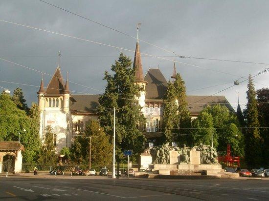 Bernisches Historisches Museum - Einstein Museum: Bern Historical Museum
