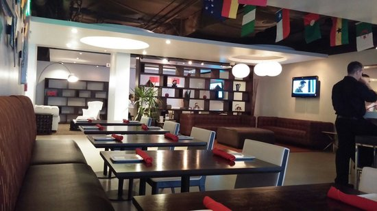 Salt Gastrobar: Another view of the interior