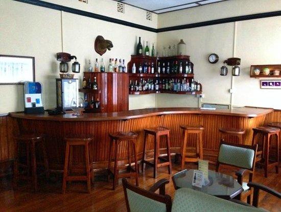 The Hill Club: Formal Bar