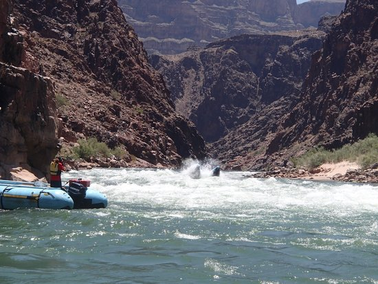 Hualapai River Runners: What a ride!