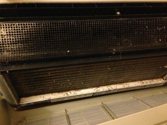 Hyatt Place Atlanta/Alpharetta/North Point Mall : AC UNIT (Cover removed)