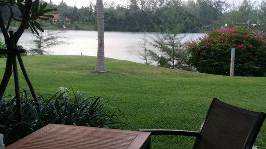 Outrigger Laguna Phuket Beach Resort: View from Balcony