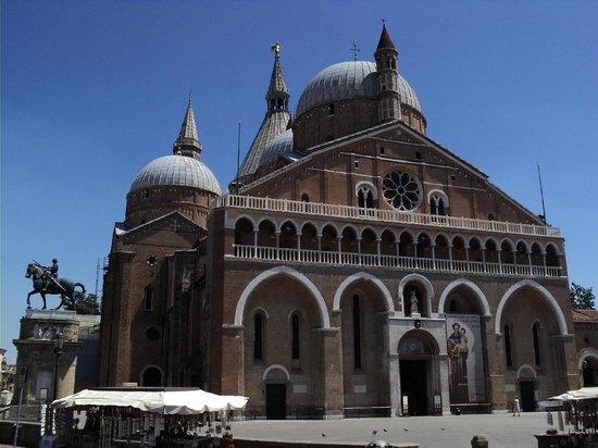 Basilica di Sant'Antonio - Basilica del Santo: Basilica di Sant'Antonio