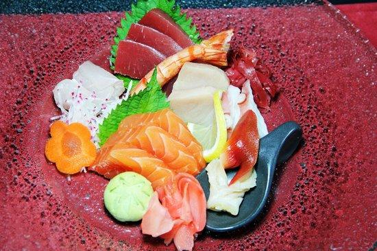 KO Japanese Restaurant: Sashimi