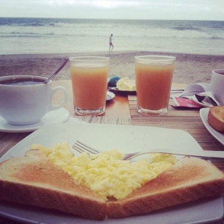 Hostal Sole Mare: Desayuno