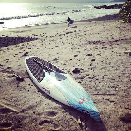 Mal Pais Freedom Riding SUP: Training on the 12' 6''