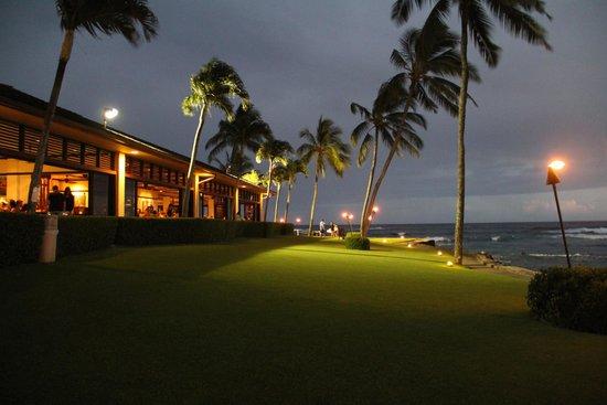 Beach House Restaurant The In Poipu Kauai