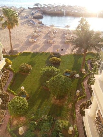 SUNRISE Holidays Resort: view from room 518