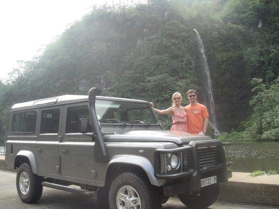 Tahiti Safari Expedition  - Day Tours: perfect summary shot!