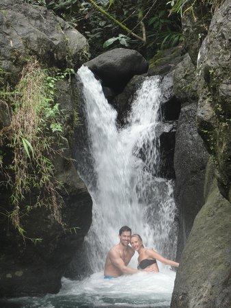 Tahiti Safari Expedition  - Day Tours: Waterfall swim!