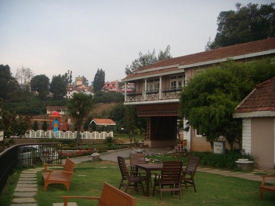 Club Mahindra Derby Green: Hotel area