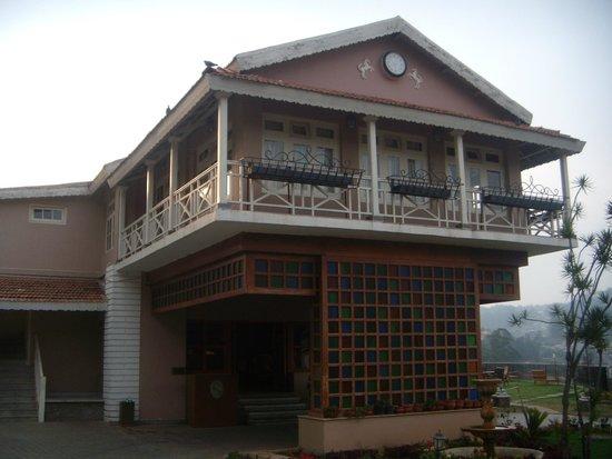 Club Mahindra Derby Green : Reception