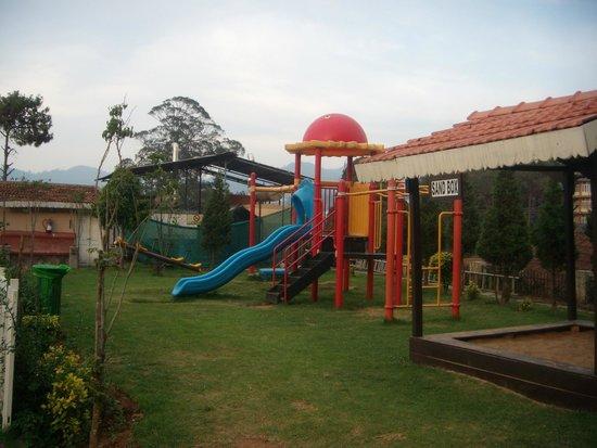 Club Mahindra Derby Green : Play area