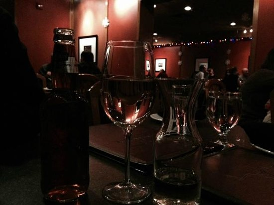 Budwieser and Chardonnay, Silver Heights Restaurant and Lounge  |  2169 Portage Ave, Winnipeg, M