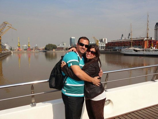 Puerto Madero: Da ponte das mulheres