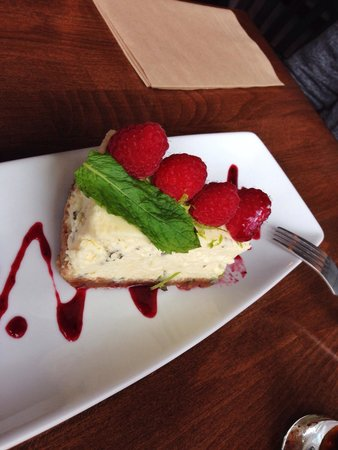 Nosh Eatery and Tap : Mojito Cheesecake