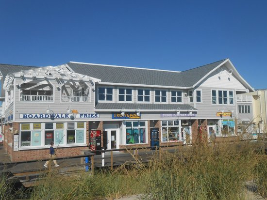 Bethany Beach Boardwalk Picture Of Bethany Beach Boardwalk Bethany Beach Tripadvisor
