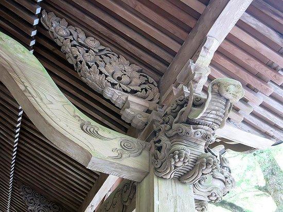 Amano Iwato Shrine : Детально