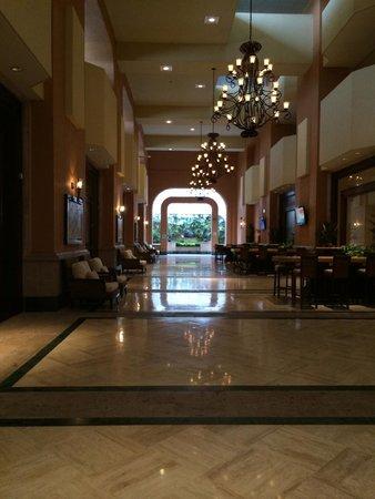 Casa Magna Marriott Puerto Vallarta Resort & Spa: Lobby