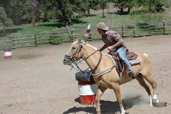 Tumbling River Ranch: Rodeo