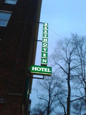 Hampshire Hotel - Beethoven Amsterdam: Fachada do hotel