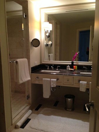 Mandarin Oriental, Atlanta : Bathroom