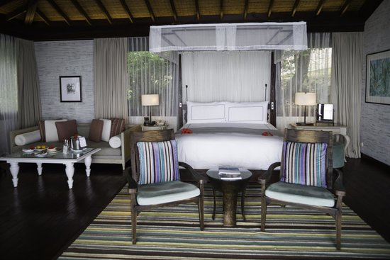 Four Seasons Resort Seychelles: Bedroom