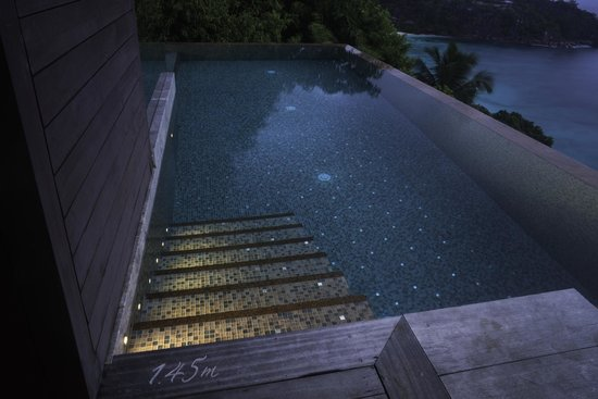 Four Seasons Resort Seychelles: Swimming pool