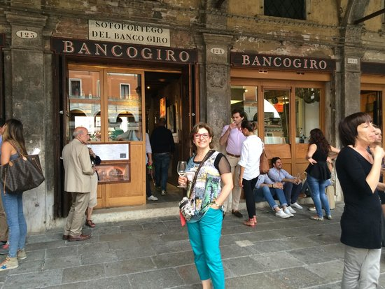 Osteria Bancogiro : Experience it