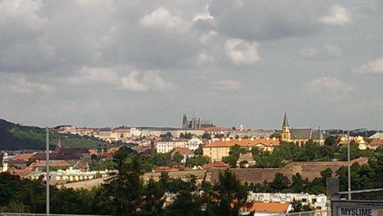 Corinthia Hotel Prague : City view