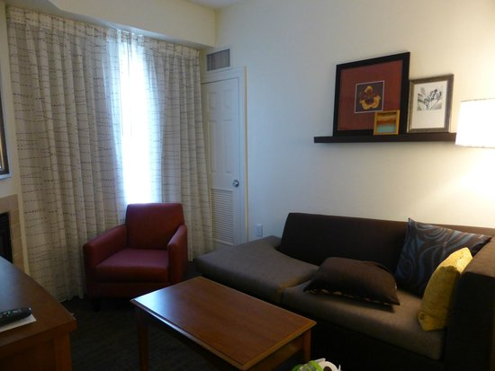 Residence Inn Columbia Northeast: 2-bedroom suite