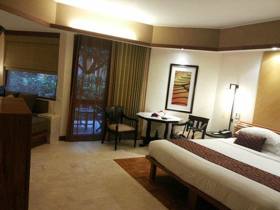 Grand Hyatt Bali: my room