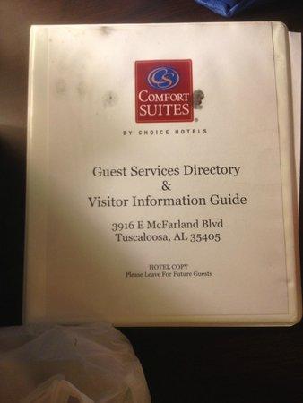 Comfort Suites: Nasty Hotel Directory