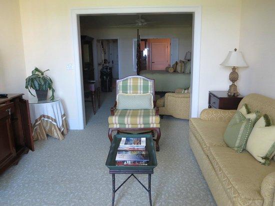 The Sanctuary Hotel at Kiawah Island Golf Resort: Sitting Area
