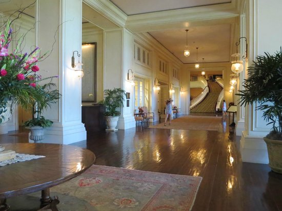 The Sanctuary Hotel at Kiawah Island Golf Resort : Lobby