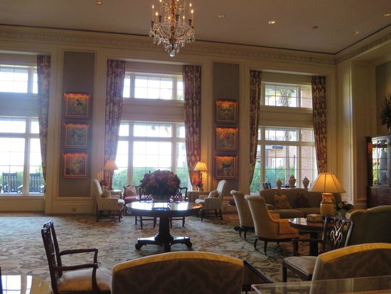 The Sanctuary Hotel at Kiawah Island Golf Resort: Lobby