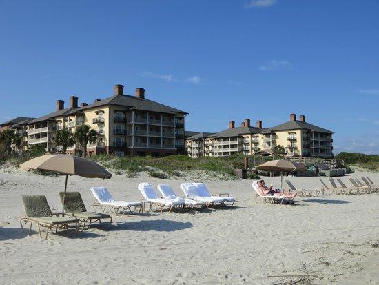 The Sanctuary Hotel at Kiawah Island Golf Resort : Sanctuary